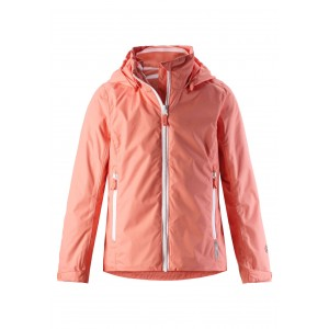 Aprikos/Coral Pink Tibia Jacket 3in1 Reimatec, Reima