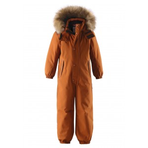 CINNAMON BROWN STAVANGER REIMATEC WINTER OVERALL, REIMA