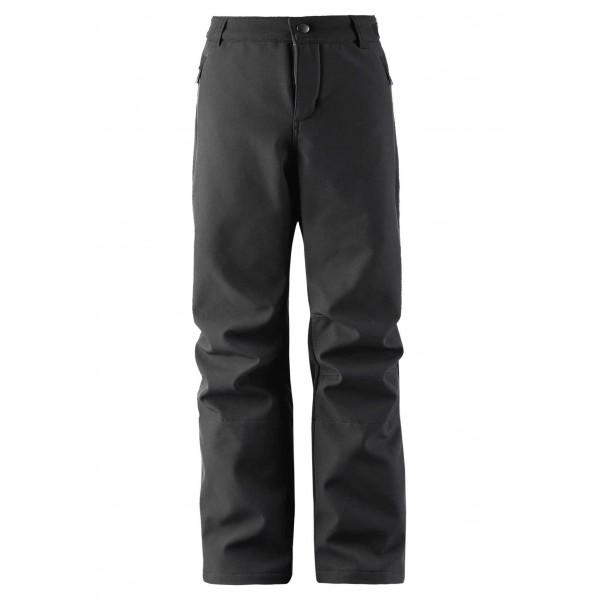 Black Kajana Softshell Pants, Reima